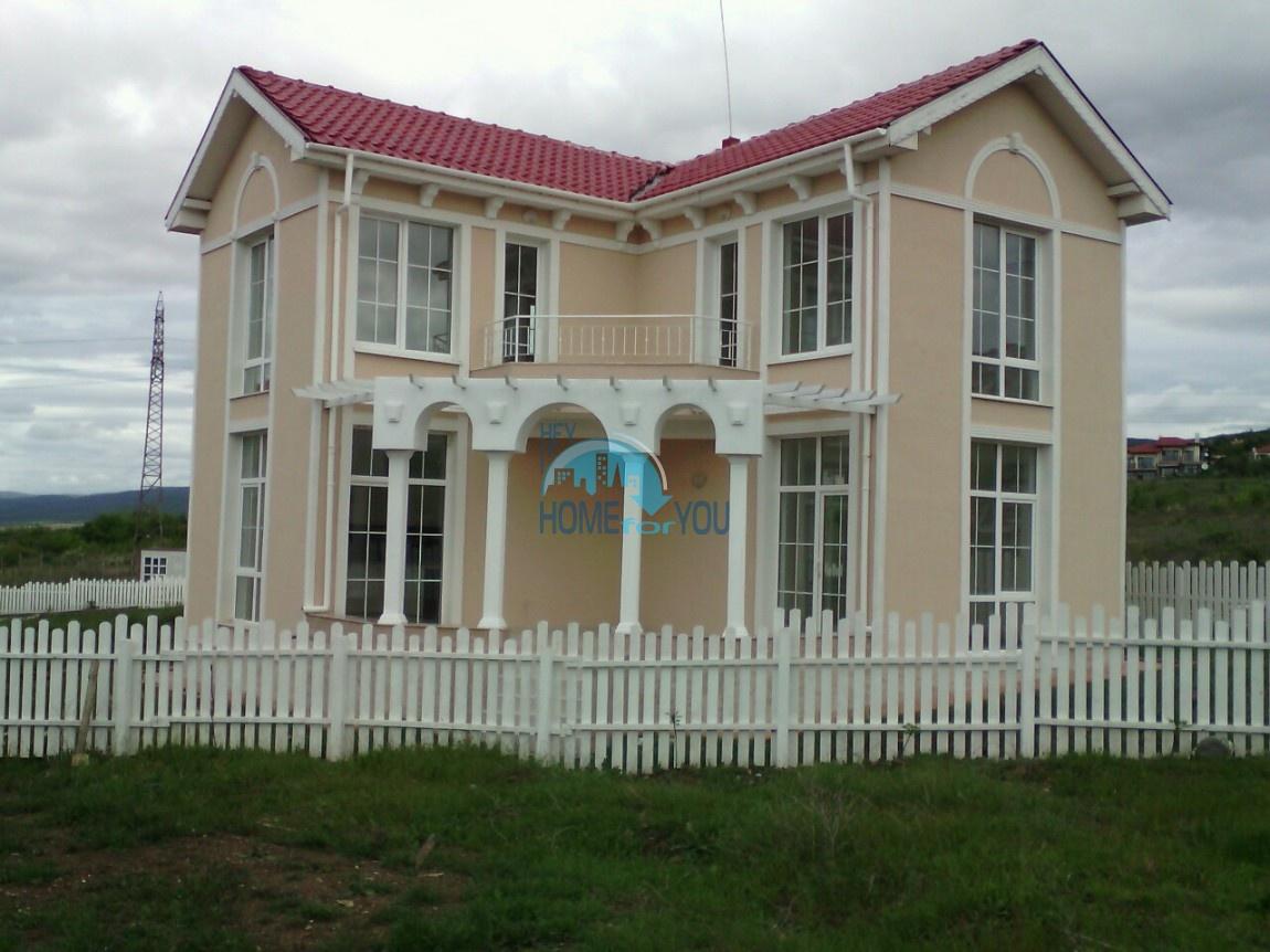 Новый отдельный капитальный дом в Кошарице 2