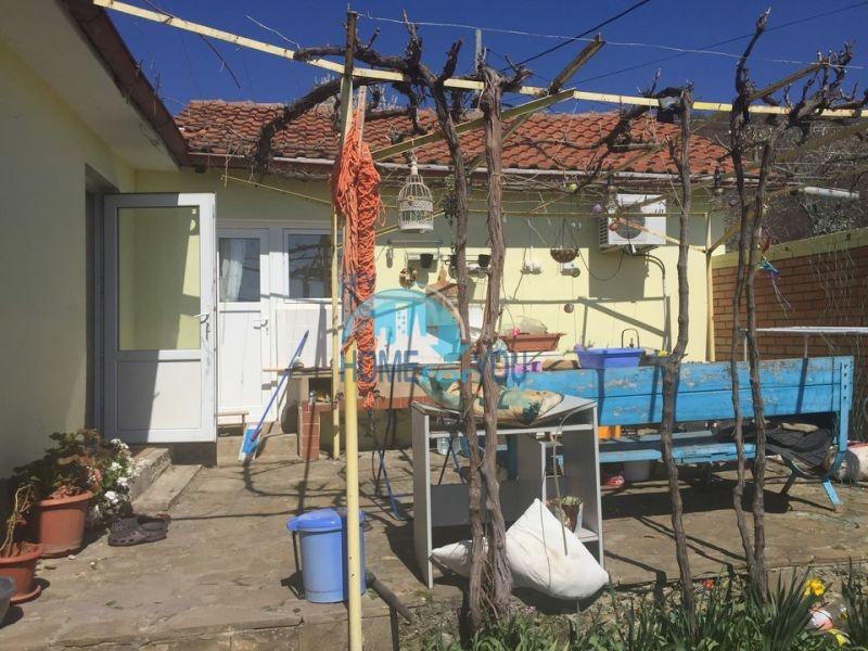 Отдельный одноэтажный жилой дом в селе Горица 3
