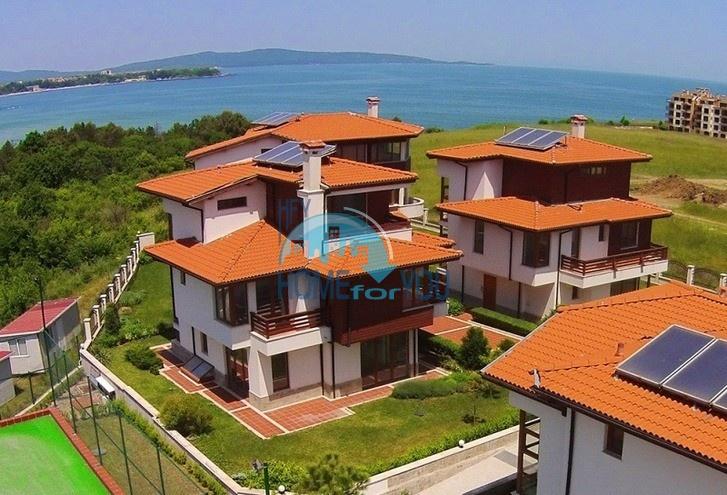 Тракийский берег - уникальный комплекс роскошных вилл премиум класса на южном побережье Болгарии