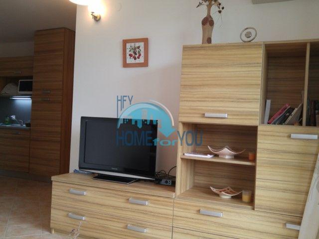 Уютная двухкомнатная квартира в респектабельном Оазис Резорт и Спа, Лозенец 14