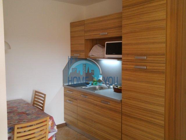 Уютная двухкомнатная квартира в респектабельном Оазис Резорт и Спа, Лозенец 15