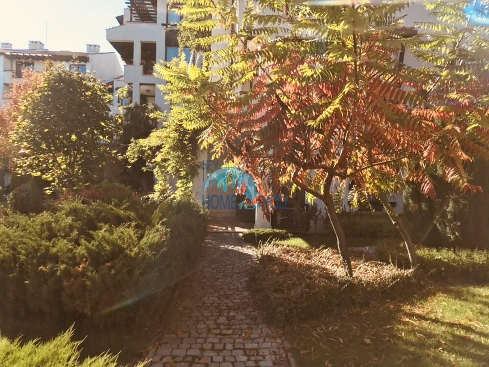 Двухкомнатная квартира в элитном комплексе Оазис в Лозенце 10