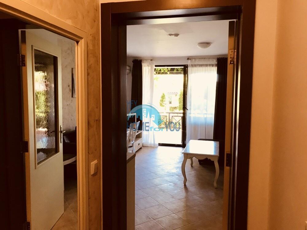 Двухкомнатная квартира в элитном комплексе Оазис в Лозенце 15