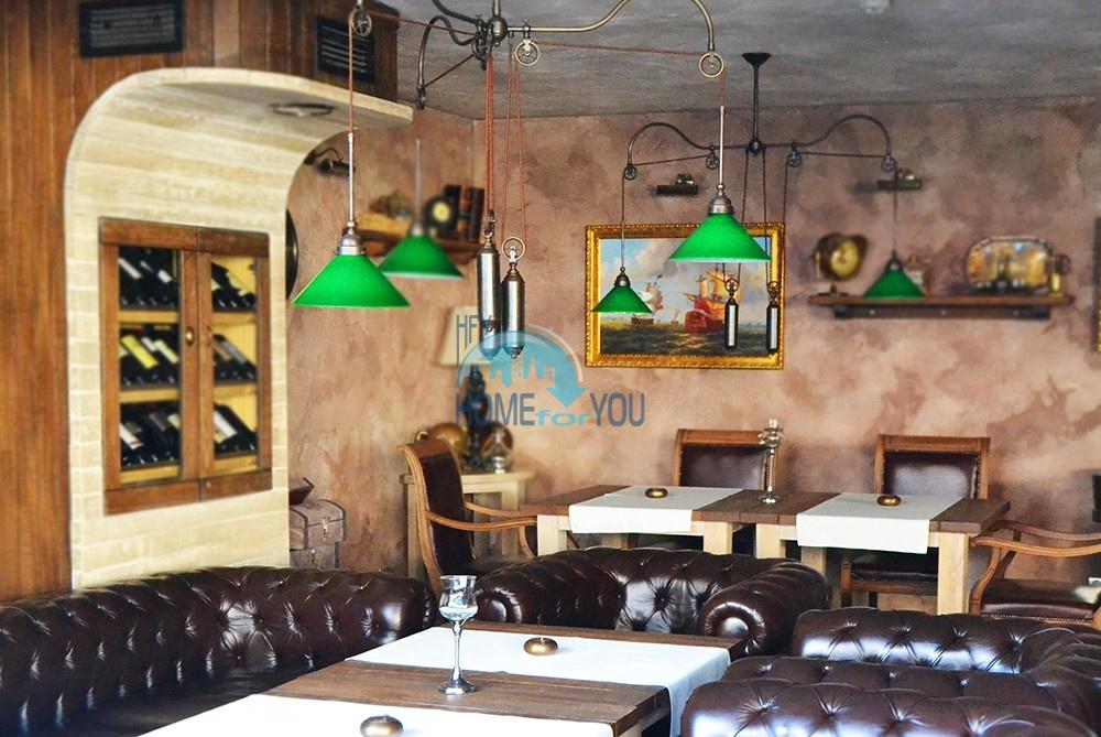 Светлая двухкомнатная квартира с прекрасным видом в роскошном комплексе Oasis Resort And Spa, Лозенец 23