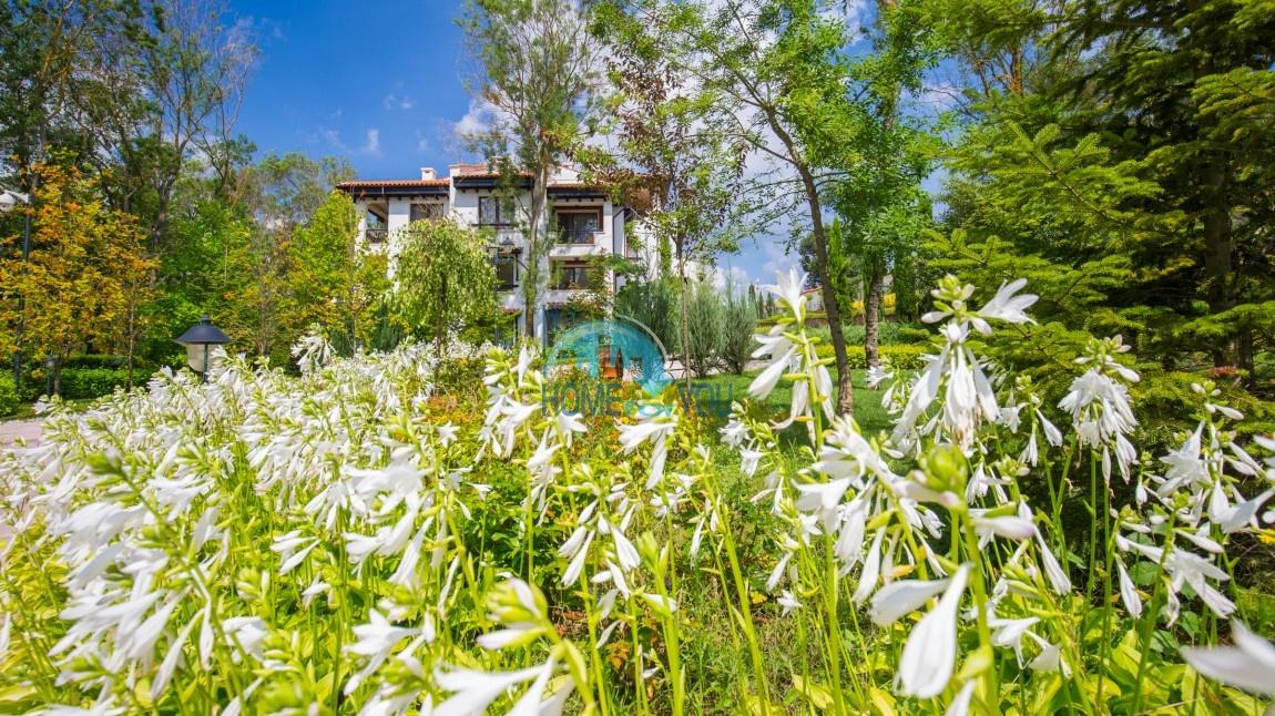 Элитные апартаменты на первой линии в лучшем комплексе Болгарии -
