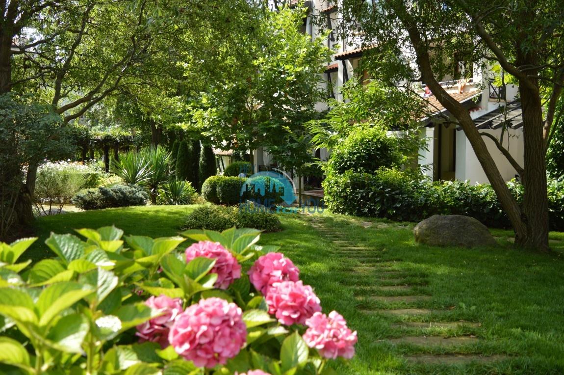 Элитные апартаменты на первой линии в лучшем комплексе Болгарии-