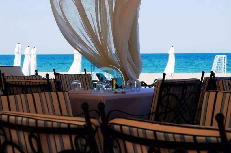 Меблированная квартира у моря в комплексе Оазис 15