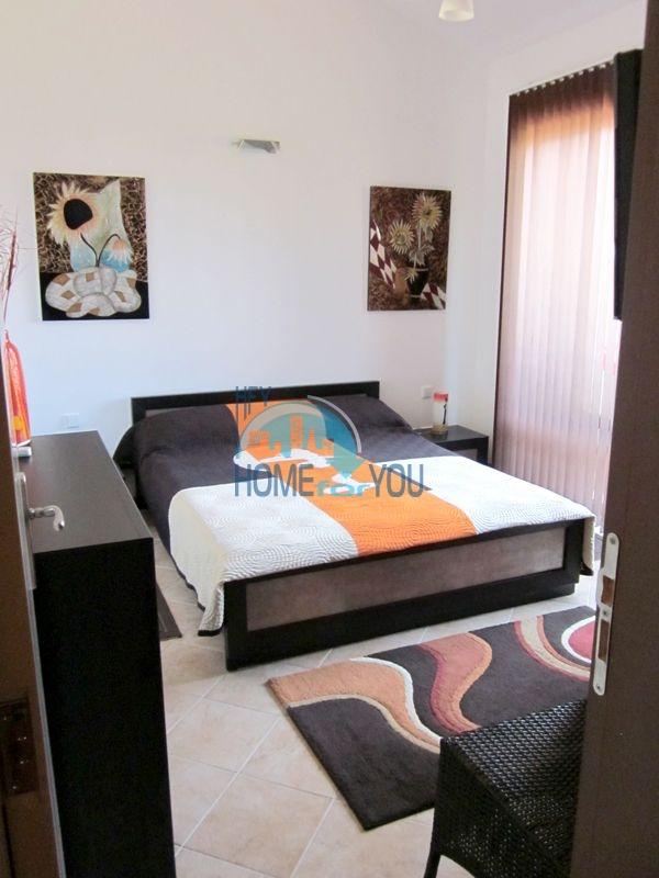 Меблированная квартира у моря в комплексе Оазис Резорт и Спа 2