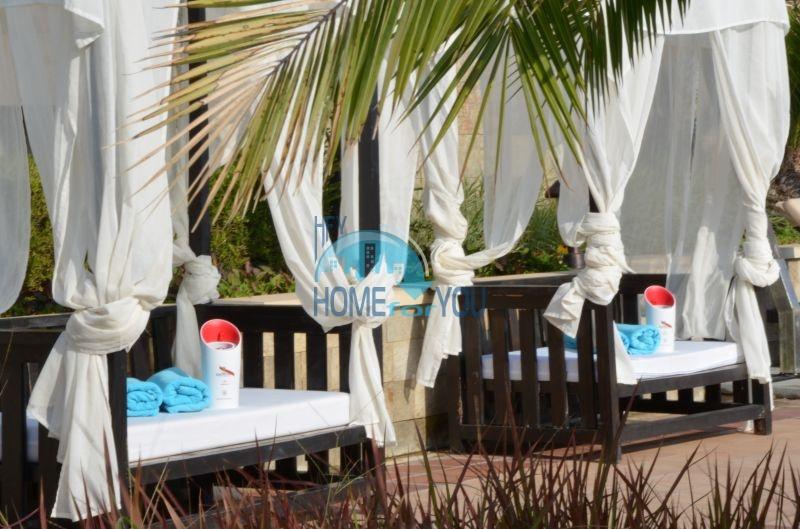 Меблированная квартира у моря в комплексе Оазис Резорт и Спа 22
