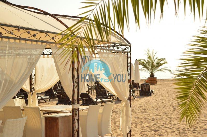 Меблированная квартира у моря в комплексе Оазис Резорт и Спа 25