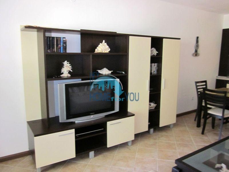 Меблированная квартира у моря в комплексе Оазис Резорт и Спа 4