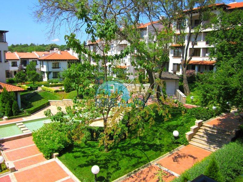 Меблированная квартира у моря в комплексе Оазис Резорт и Спа 6