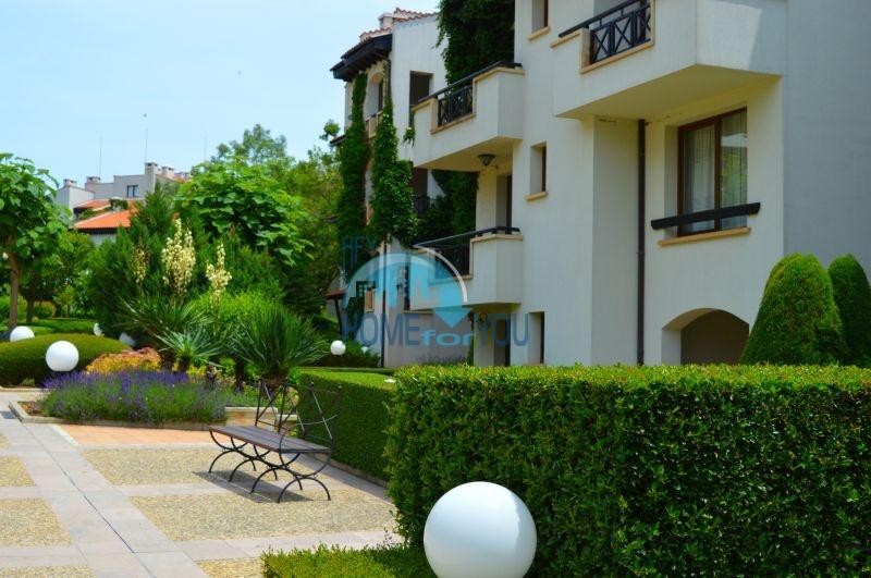 Меблированная квартира у моря в комплексе Оазис Резорт и Спа 7