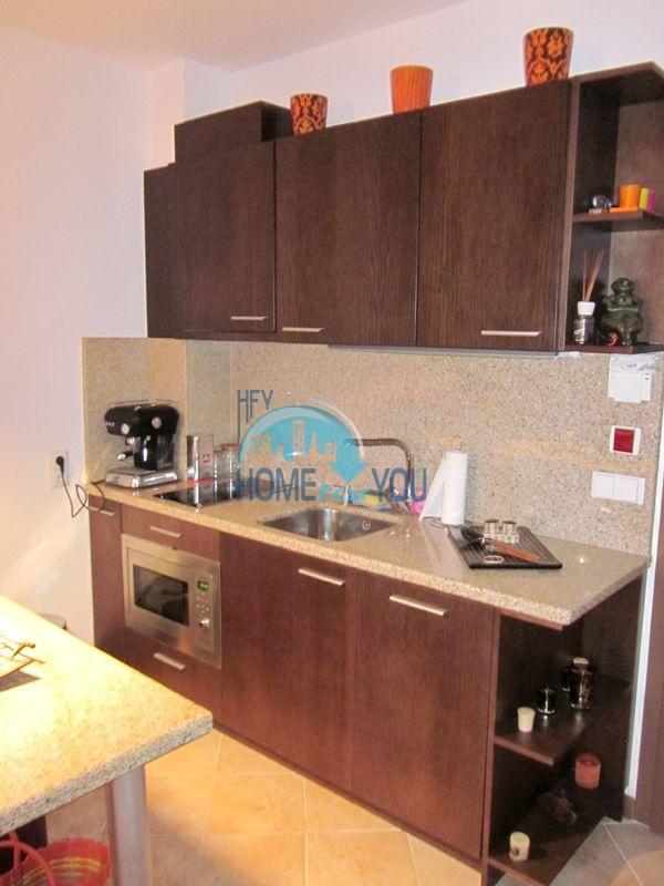 Меблированная двухкомнатная квартира в Лозенеце 2