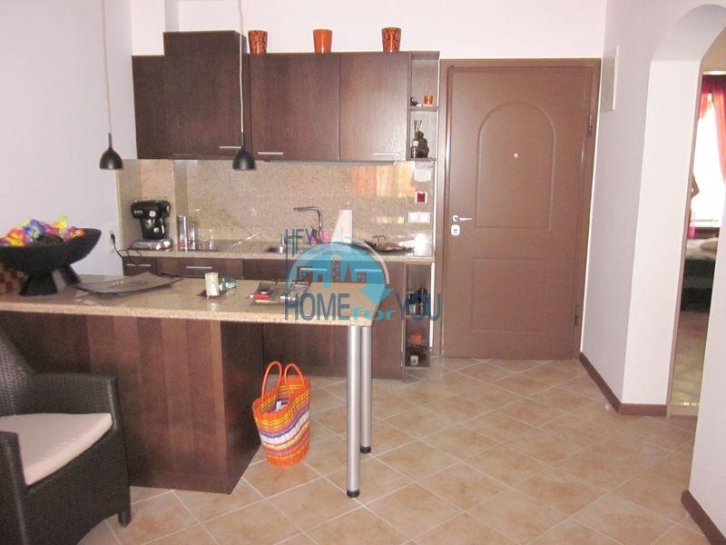 Меблированная двухкомнатная квартира в Лозенеце 4