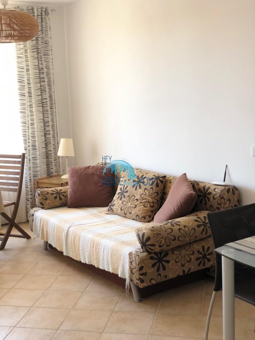 Меблированная квартира в комплексе Оазис, курорт Лозенец 6