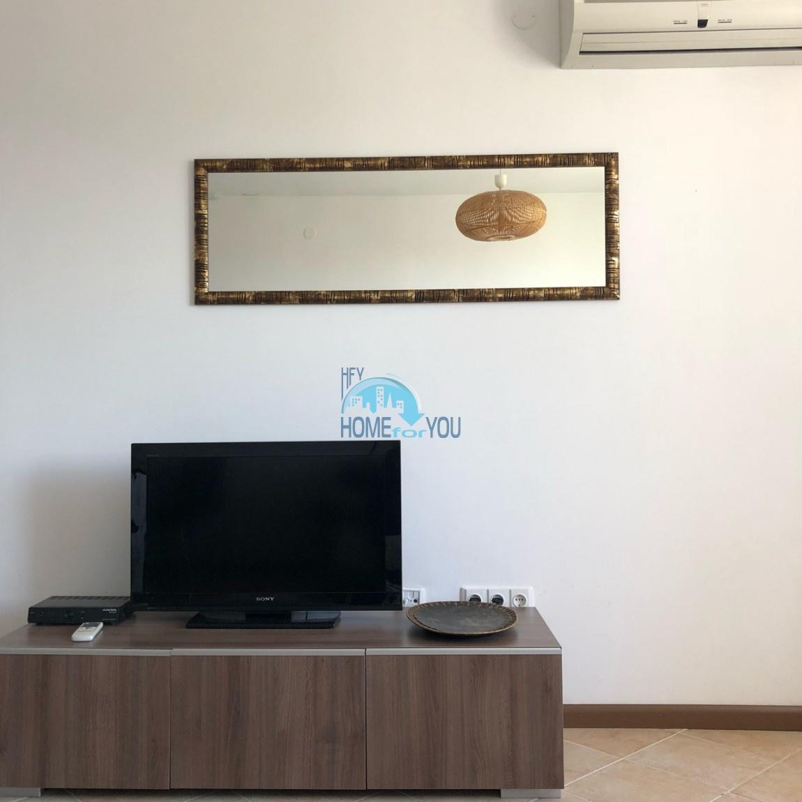 Меблированная квартира в комплексе Оазис, курорт Лозенец 7