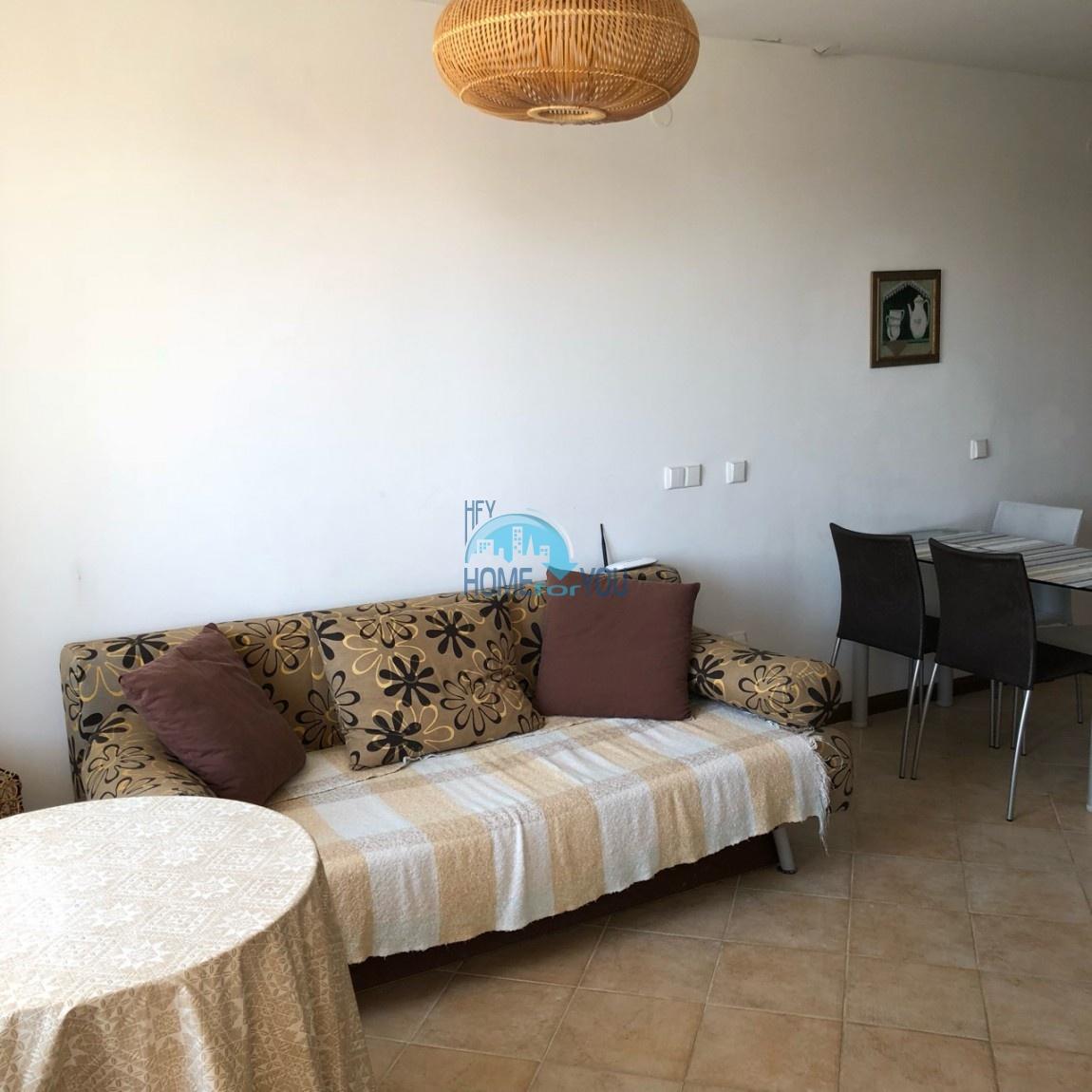 Меблированная квартира в комплексе Оазис, курорт Лозенец 8