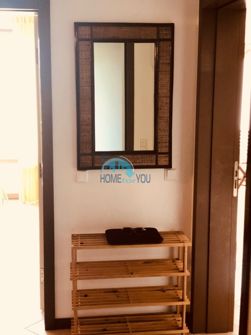 Меблированная квартира в комплексе Оазис, курорт Лозенец 9