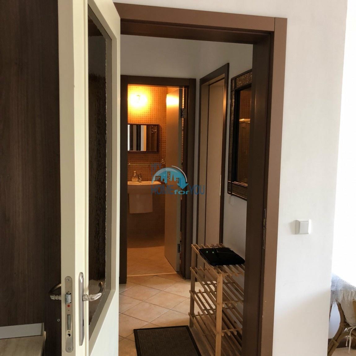 Меблированная квартира в комплексе Оазис, курорт Лозенец 10
