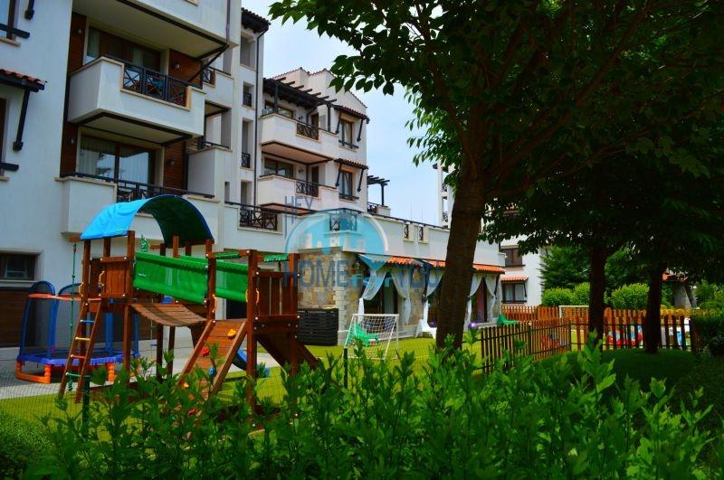 Меблированная квартира у моря в комплексе Оазис 13