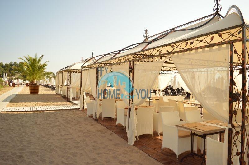 Меблированная квартира у моря в комплексе Оазис 23