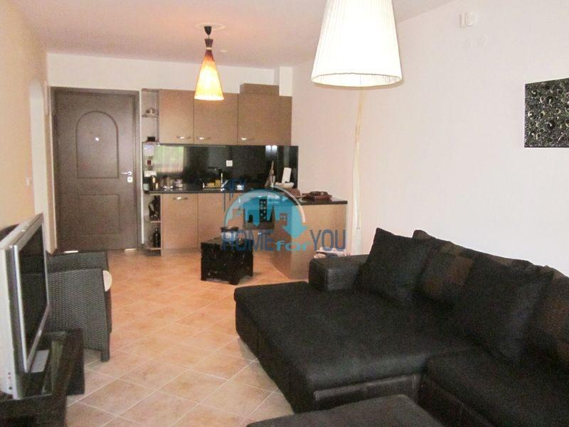 Меблированная квартира у моря в комплексе Оазис 5