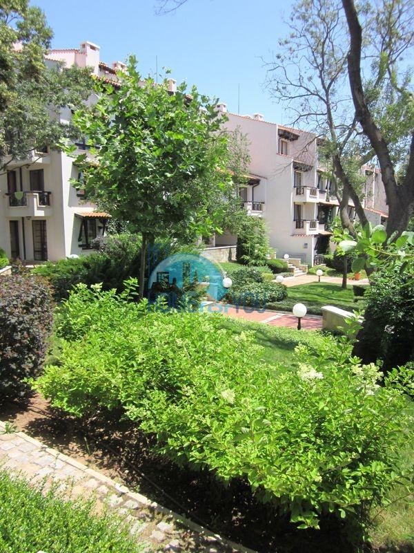 Меблированная квартира у моря в комплексе Оазис 6