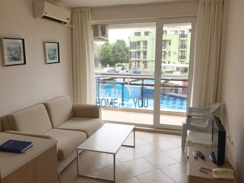 Новая двухкомнатная квартира в Лозенце рядом с пляжем