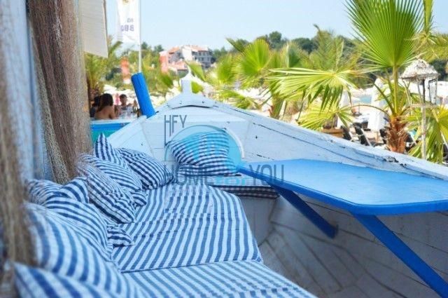 Отличная трехкомнатная квартира с видом на море в Оазисе 6