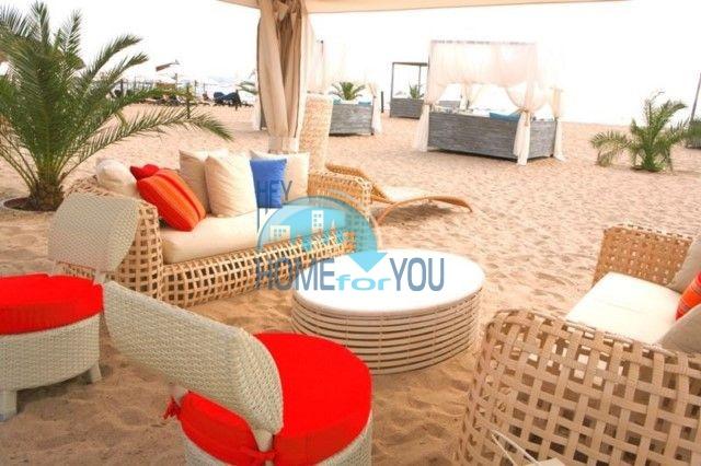 Отличная трехкомнатная квартира с видом на море в Оазисе 11