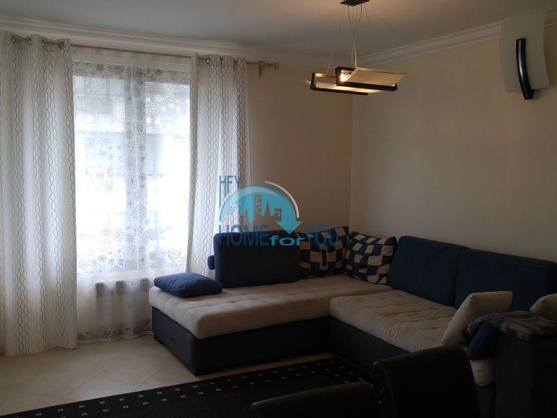 Отличная трехкомнатная квартира с видом на море в Оазисе 18