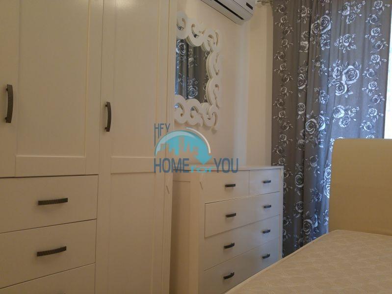 Отличная трехкомнатная квартира с видом на море в Оазисе 22