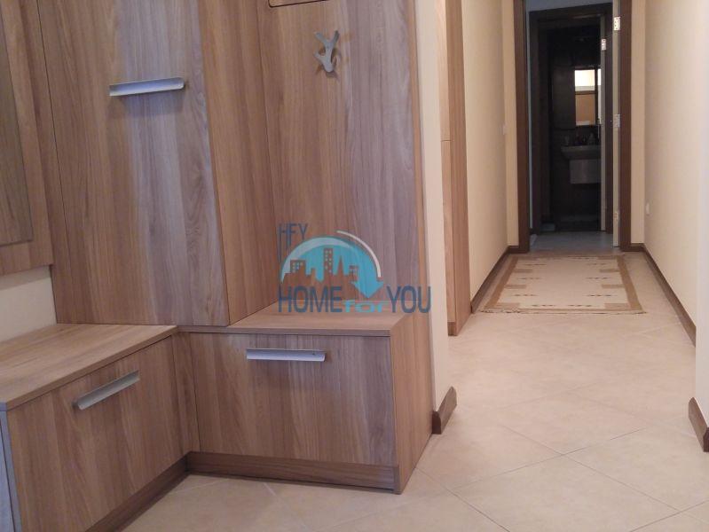 Отличная трехкомнатная квартира с видом на море в Оазисе 30