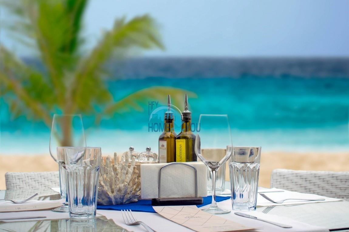 Прекрасный двухкомнатный апартамент на первой линии моря по выгодной цене в элитном комплексе Oasis Resort And Spa 23