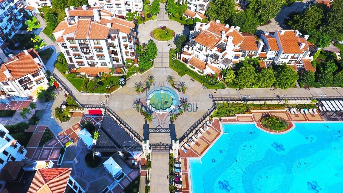 Прекрасный двухкомнатный апартамент на первой линии моря по выгодной цене в элитном комплексе Oasis Resort And Spa 29