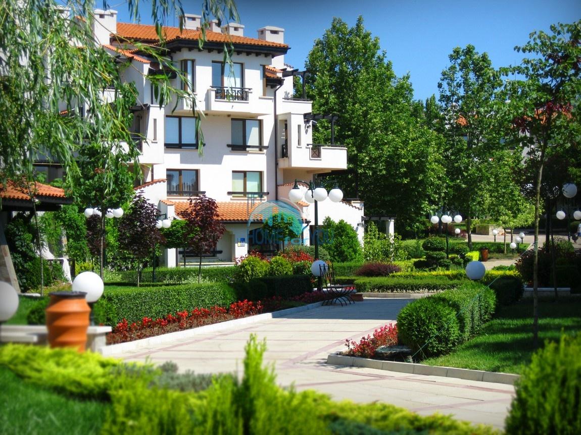 Прекрасный двухкомнатный апартамент на первой линии моря по выгодной цене в элитном комплексе Oasis Resort And Spa 30