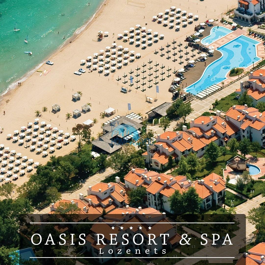 Прекрасный двухкомнатный апартамент на первой линии моря по выгодной цене в элитном комплексе Oasis Resort And Spa 31