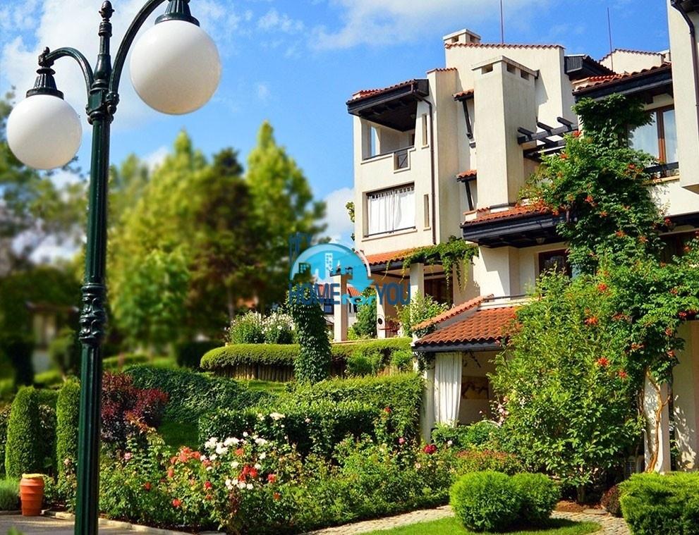 Прекрасный двухкомнатный апартамент на первой линии моря по выгодной цене в элитном комплексе Oasis Resort And Spa 32