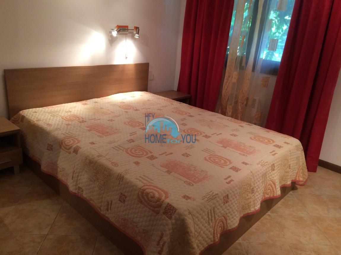 Прекрасный двухкомнатный апартамент на первой линии моря по выгодной цене в элитном комплексе Oasis Resort And Spa 19