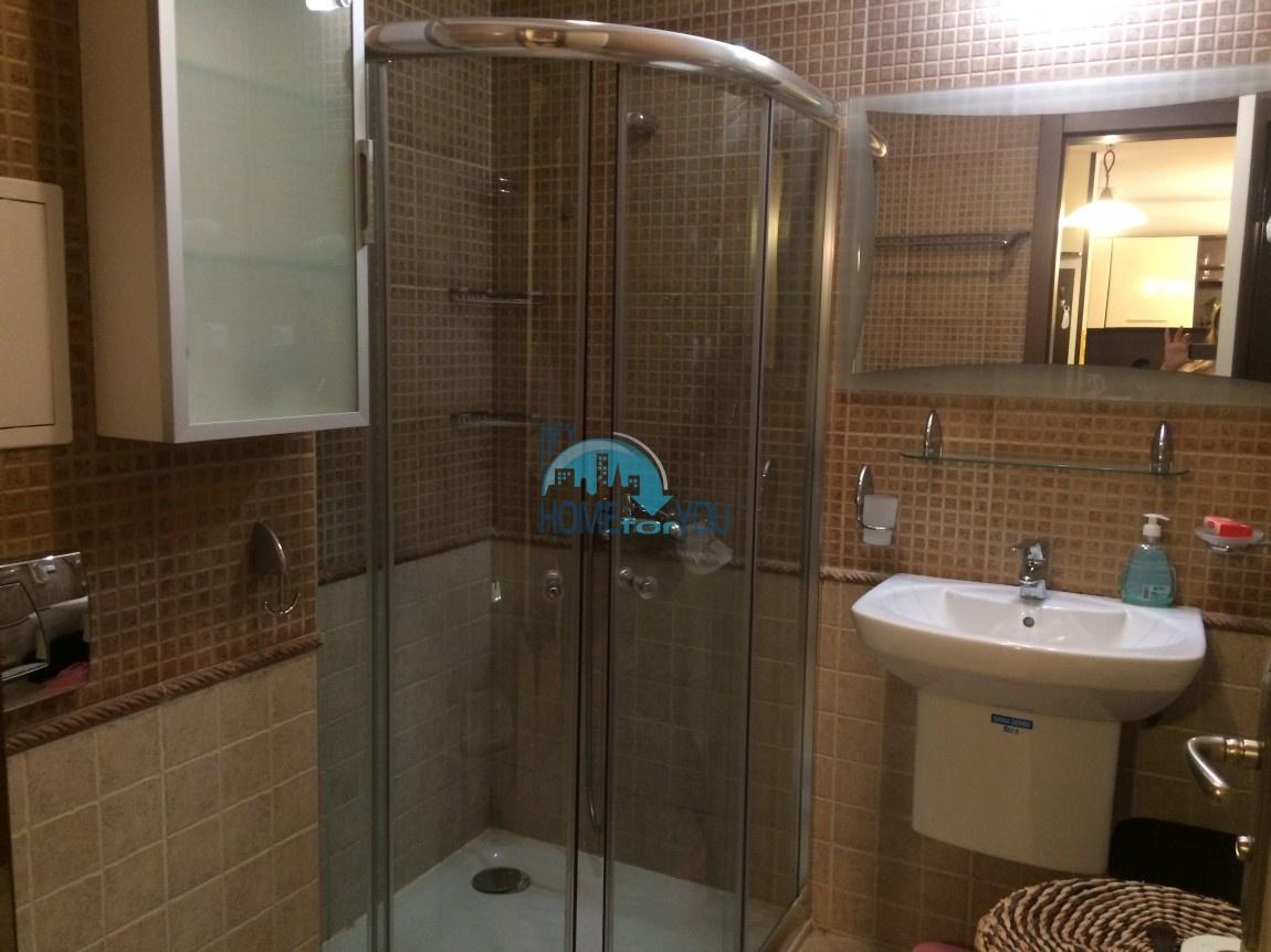 Прекрасный двухкомнатный апартамент на первой линии моря по выгодной цене в элитном комплексе Oasis Resort And Spa 17