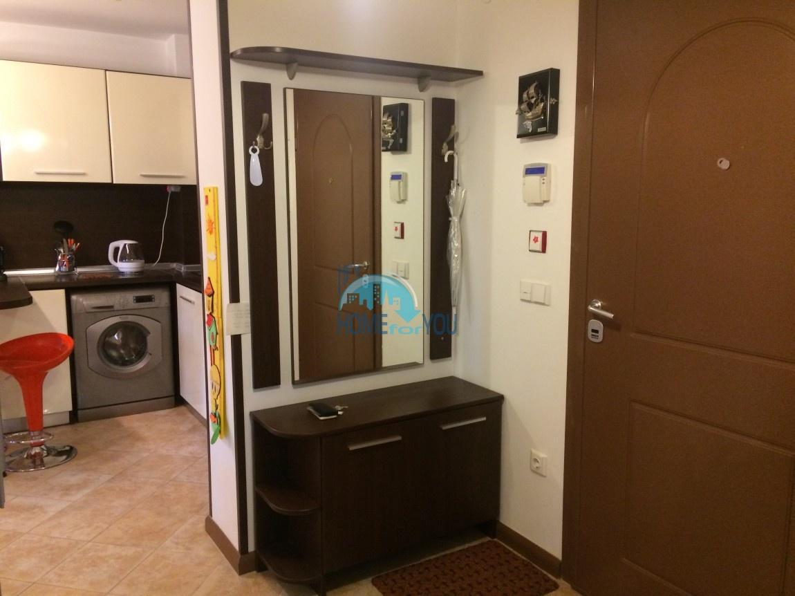 Прекрасный двухкомнатный апартамент на первой линии моря по выгодной цене в элитном комплексе Oasis Resort And Spa 5