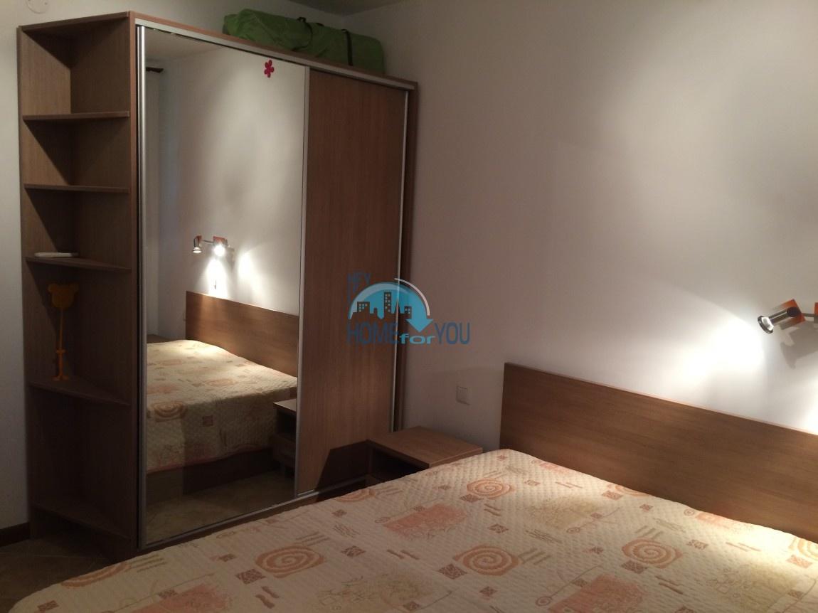 Прекрасный двухкомнатный апартамент на первой линии моря по выгодной цене в элитном комплексе Oasis Resort And Spa 21