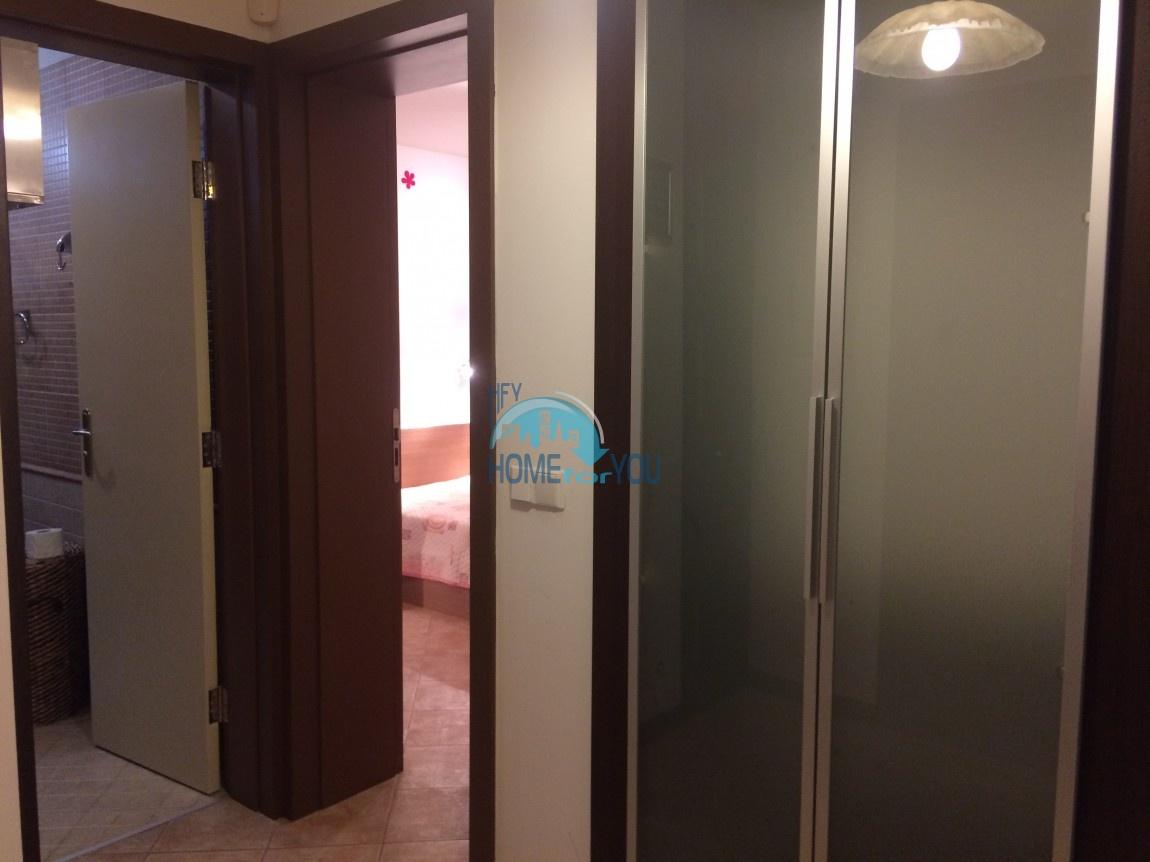 Прекрасный двухкомнатный апартамент на первой линии моря по выгодной цене в элитном комплексе Oasis Resort And Spa 6
