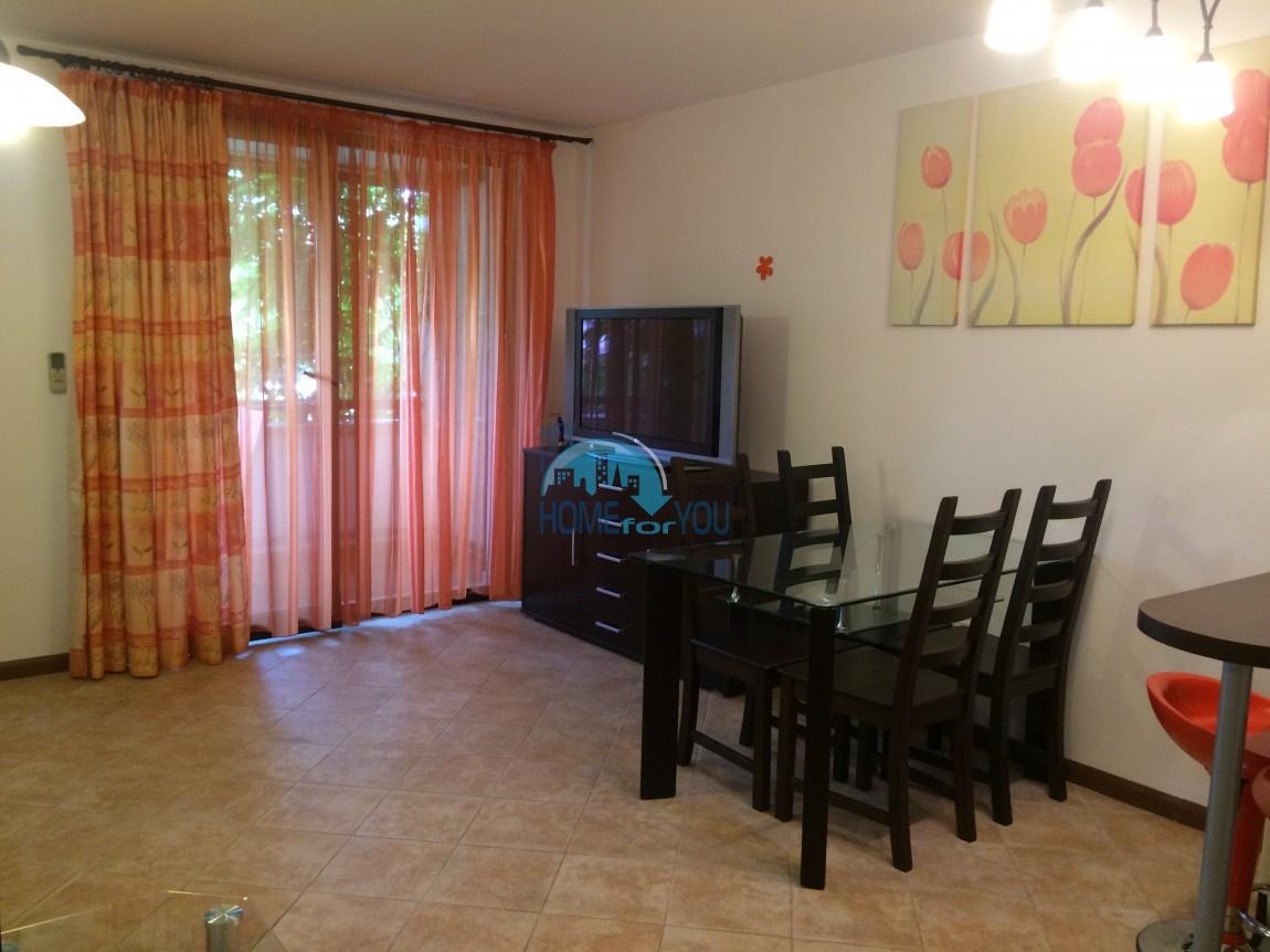 Прекрасный двухкомнатный апартамент на первой линии моря по выгодной цене в элитном комплексе Oasis Resort And Spa 9