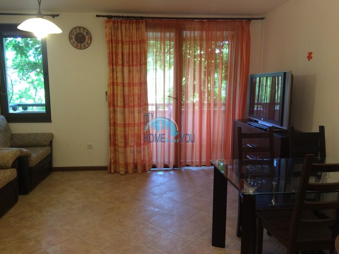 Прекрасный двухкомнатный апартамент на первой линии моря по выгодной цене в элитном комплексе Oasis Resort And Spa 10