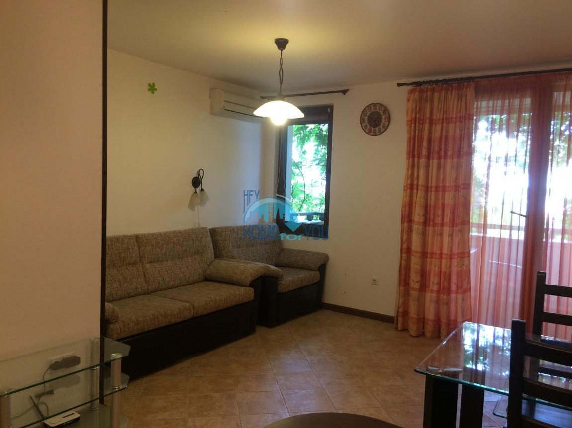 Прекрасный двухкомнатный апартамент на первой линии моря по выгодной цене в элитном комплексе Oasis Resort And Spa 11