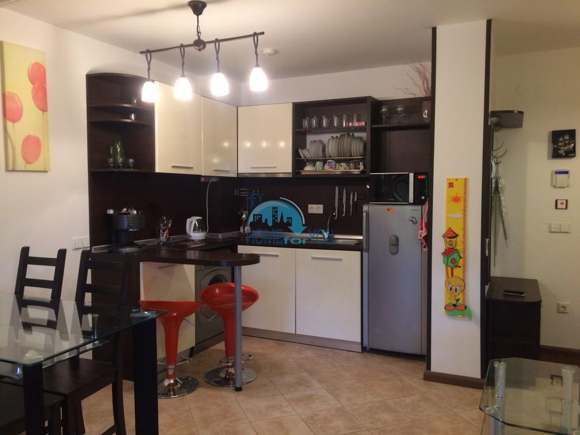 Прекрасный двухкомнатный апартамент на первой линии моря по выгодной цене в элитном комплексе Oasis Resort And Spa 13