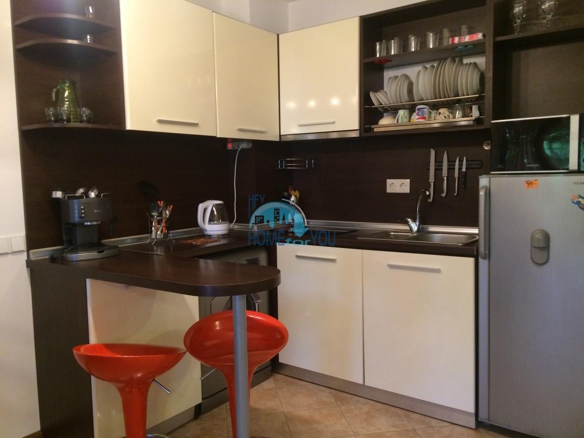 Прекрасный двухкомнатный апартамент на первой линии моря по выгодной цене в элитном комплексе Oasis Resort And Spa 14