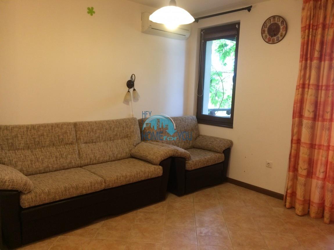 Прекрасный двухкомнатный апартамент на первой линии моря по выгодной цене в элитном комплексе Oasis Resort And Spa 15